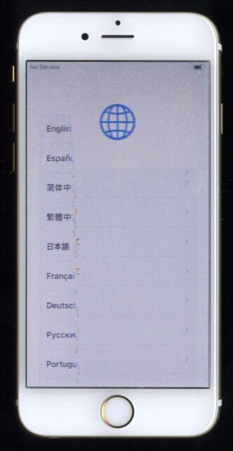 Apple iPhone 6s - 16GB - Gold (Consumer Cellular) A1633 (CDMA + GSM)
