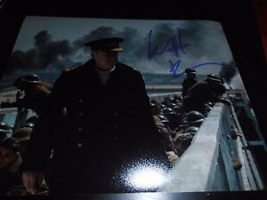 KENNETH-BRANAGH-SIGNED-AUTOGRAPH-8x10-PHOTO-DUNKIRK-IN-PERSON-AUTHENTIC-RARE-COA