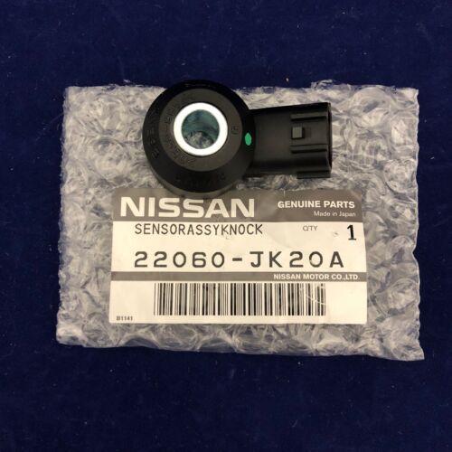 NEW OE Genuine Nissan Knock Detonation Sensor Rogue Murano GT-R 370Z 22060-JK20A