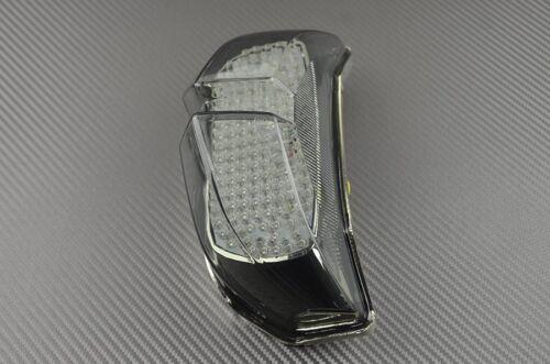 Feu arrière fumé clignotant intégré taillight yamaha FAZER FZ1 2006 2007 08 15
