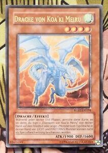 Dragon-de-KOA-039-KI-MEIRU-RGBT-de024-ultimate-rare-2-Tirage-allemand-EX-Yu-Gi-Oh