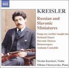 Kreisler: Russian and Slavonic Miniatures (CD, Aug-2005, Naxos (Distributor))