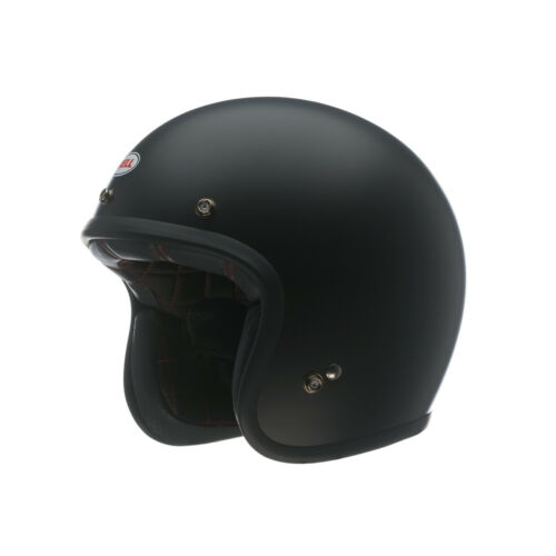 Bell Powersports Custom 500 Open Face Helmet Solid Colors