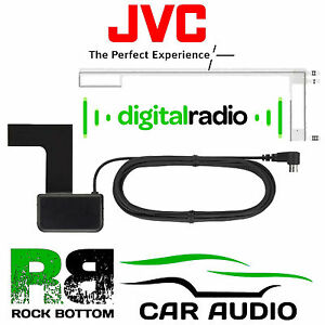 BEAT-Car-Radio-Stereo-Glass-Mount-DAB-Digital-Replacement-Aerial-Antenna