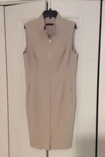 Tommy-Hilfiger Zipper Front Dress Size 10