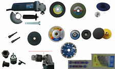 Combo Deal of 4inch 100mm Angle Grinder Bosch 6-100 Model Machine 670W Best Deal