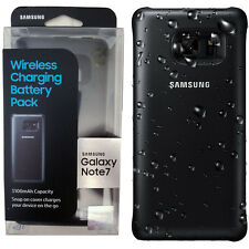 Original Samsung Galaxy NOTE 7 Wireless Charging Battery Pack Extra Juice Case