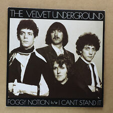 """THE VELVET UNDERGROUND - Foggy Notion **LTD 7""""-Vinyl**RSD 2011**NEW**"""