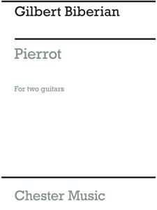 Biberian Pierrot Suite No1 Pour Deux Deux Guitares Play Guitar Sheet Music Book-afficher Le Titre D'origine Hirktlqt-07174155-978095733