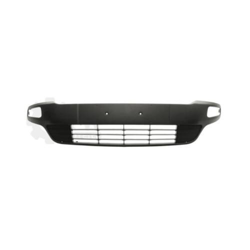 Lüftungsgitter Stoßfänger vorne Fiat Punto Evo Bj 10.09-/> schwarz 1098029