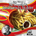 Ray Kroc: McDonald's Restaurants Builder by Joanne Mattern (Hardback, 2011)