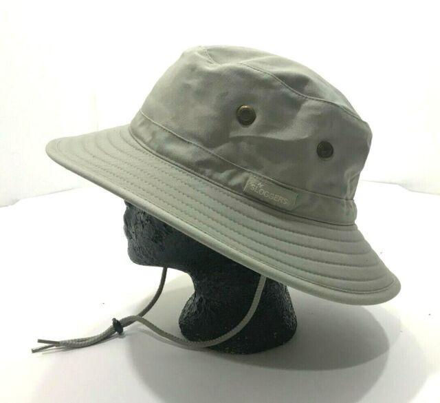 85d7435cc Sloggers Men's Classic Cotton UPF 50 Fishing Bucket Hat Cap