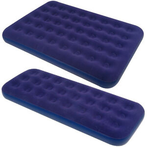 INFLATABLE-DOUBLE-SINGLE-FLOCKED-AIR-BED-CAMPING-HIGH-QUALITY-AIRBED-MATTRESS