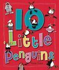 10 Little Penguins by Make Believe Ideas Ltd (Board book, 2009)