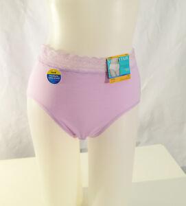 2a158ce0d Vanity Fair Women s Flattering Lace Cotton Stretch Brief panty 13396 ...