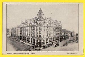 ... Cpa Rare PARIS 100 Rue Du Faubourg St