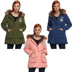 e6b4f42c52a0 Women Winter Thicken Warm Hooded Packable Down parka Jacket Coat ...