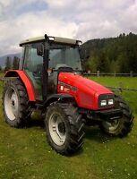 MF Massey Ferguson Tractor Workshop Manuals 4300 Series