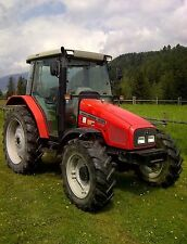 MF Massey Ferguson Tractor Workshop Manuals 4300 Series