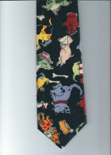 Football Lacrosse Gift Novelty Ties Christmas Dogs /& Capricorn Sailboats