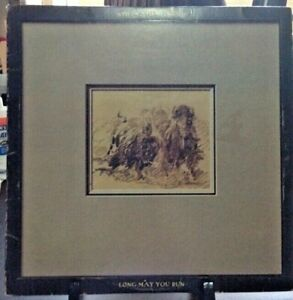 STILLS-YOUNG BAND Long May You Run Album Released 1976 Vinyl/Record  USA