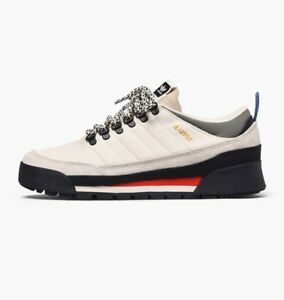 Details about NEW! adidas Originals JAKE BOOT 2.0 LOW DB3162 WHITE RAW WHITE BLACK c1