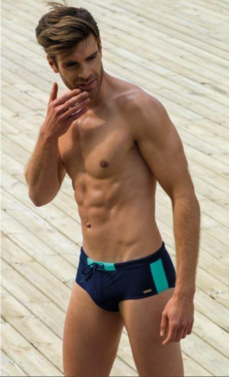 Eminence Badehose Gr. M 5 blau Badeslip Minislip swim mini brief    Kaufen    Niedriger Preis    Hohe Qualität