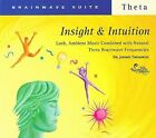 Brainwave Suite: Insight and Intuition [Slimline] by Jeffrey D. Thompson (CD, Aug-2008, The Relaxation Company)