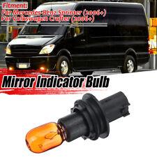 *FITS MERCEDES SPRINTER MIRROR INDICATOR /& BULB PASSENGE SIDE LH MER714 /& UT6093