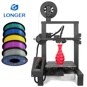 Longer Stampante 3D LK4 Pro Open Source 220x220x250mm + 1.75mm PLA Filamento