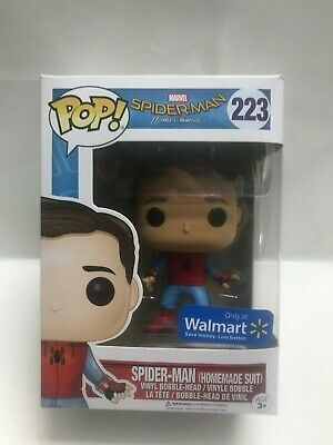 ebay pop figurine homecoming spiderman 259