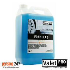 ValetPro Ph Neutral Foamula 1 Snow Foam 5 L Pre Wash Shampoo High Performance