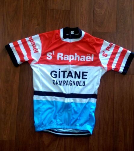 Brand New Team St Raphael Gitane Campagnolo  Cycling jersey simpson