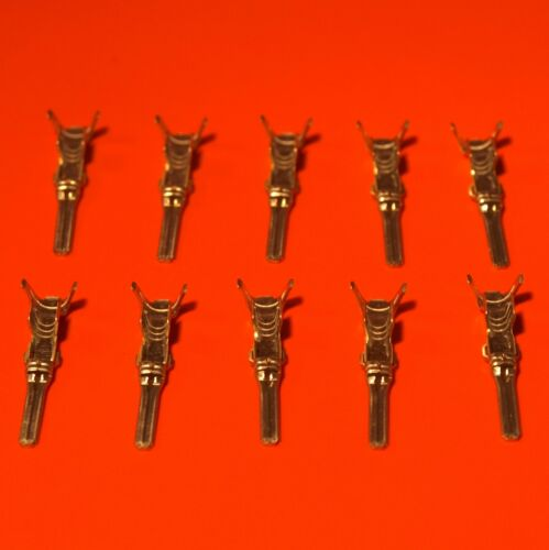 Male Terminals 345148-1 10 x  Econoseal Pin TE Part No