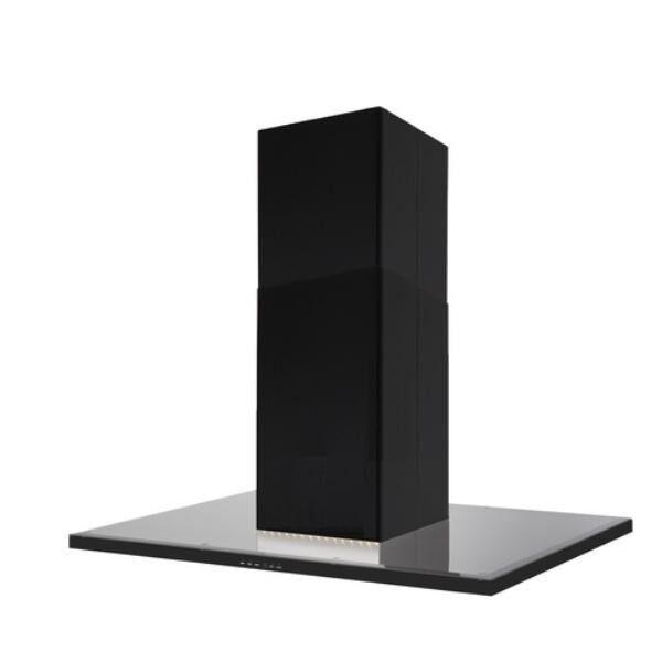 Emhætte, Silverline Nordic Dark Ada 60 cm