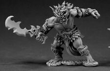 Efreeti Emir Nefsokar Reaper Miniatures Warlord Genie Djinni Demon Monster RPG