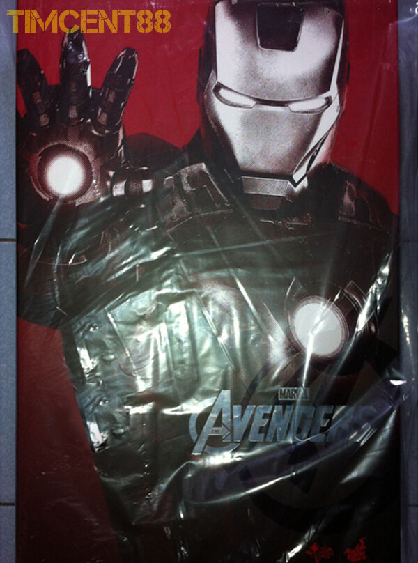 Hot Toys MMS185 Avengers Iron Man Mark VII 7 Robert Downey Tony 1 6 Normal NEUF