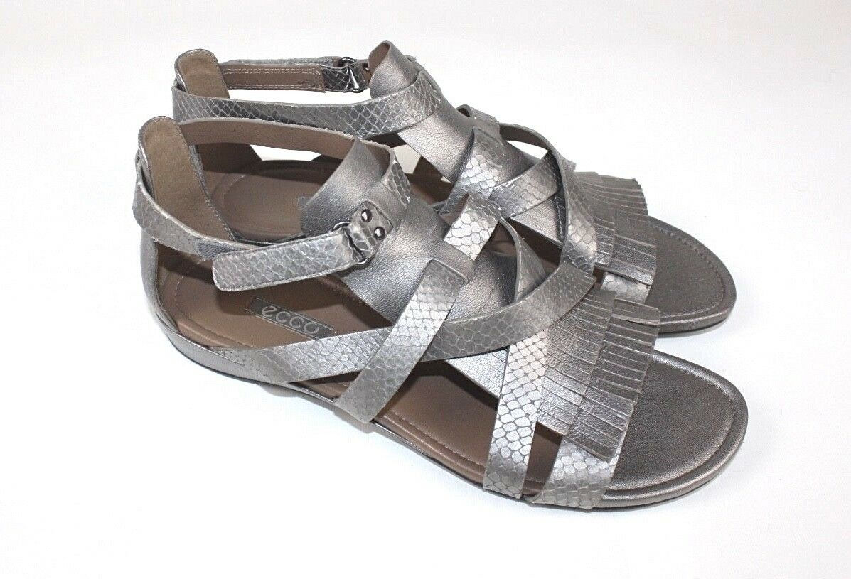 ECCO   GLADIATOR WARM GREY MATALLIC MOON ROCK 40 NEU #24087357462#
