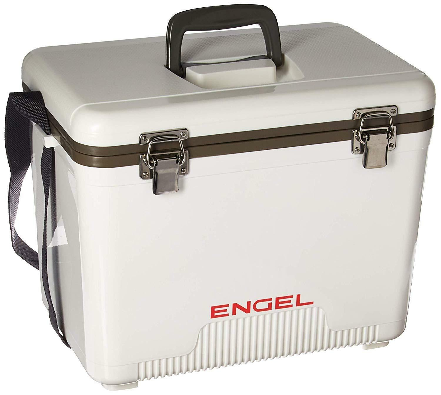 Engel Usa Cooler/Dry Box, Quart 19 Quart Box, b7d050