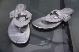 cfe05d774cd0f7 Das Bild wird geladen GABOR-Damen-Sommer-Schuhe-Zehentrenner-Sandalen-Gr-6-