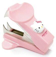 Hello Kitty Staple Remover Pink Kid Cute Baby Girl Gift Stapler Desk Office T