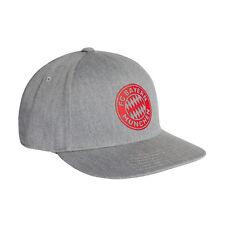 0696dc26f86 Adidas FC Bayern Munich Cap Headwear Hat Original Football Training OSFM  DI0250