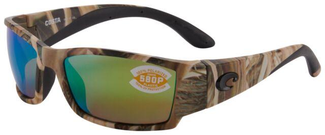 841bcaf880 Costa Del Mar Corbina Sunglasses CB-65-OGMP Camo 580P Green Mirror Polarized