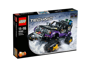 LEGO® Technic 42069 Extremgeländefahrzeug NEU OVP_Extreme Adventure NEW NRFB