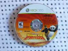 MINT / BRAND NEW condition Kung Fu Panda -- DISC ONLY -- Xbox 360 RN30