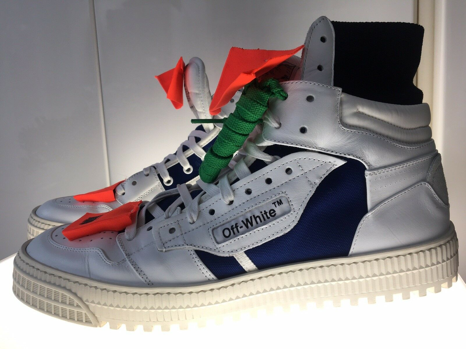 Off-White  3.0 Navy Detail With Tags EU 44