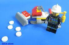 LEGO® City 60133 / Feuerwehr  Schnee Mobil mit Feuerwehrmann