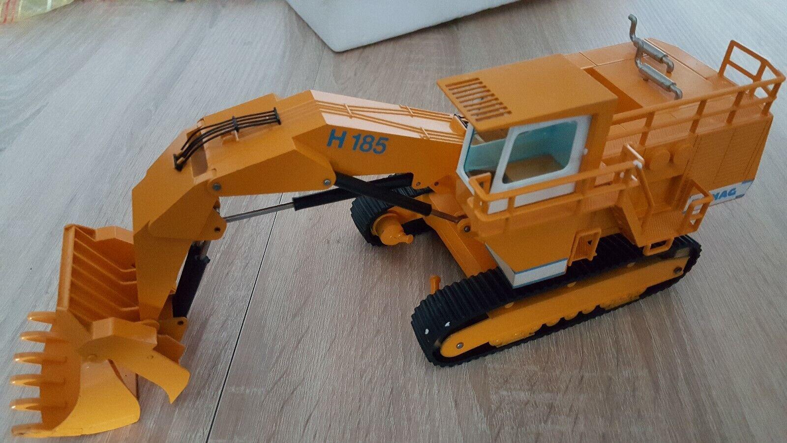 Modelll Bagger 1 50 NZG  Demag H185