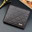 Fashion-Men-039-s-deux-volets-en-cuir-portefeuille-ID-carte-de-credit-Titulaire-Portefeuille-Sac-a miniature 19