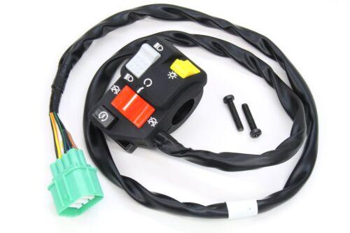 New Starter Switch TRX 350 TM FM Headlight Start Stop Left OEM See Notes #I197